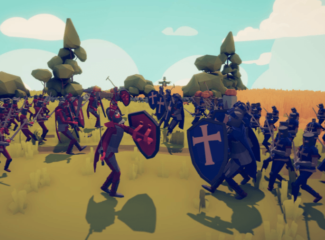 Totally Accurate Battle Simulator - Medieval Units Guide