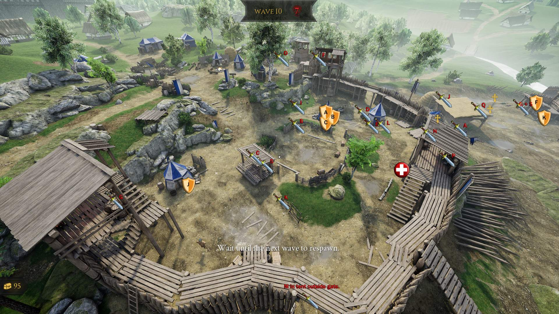 MORDHAU Horde Mode: Where to Find All Loot Map Locations