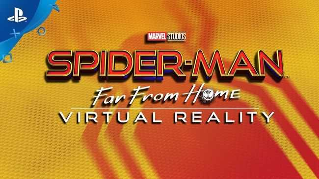 Spider-Man: Far From Home VR (Virtual Reality) How to Get All Suits