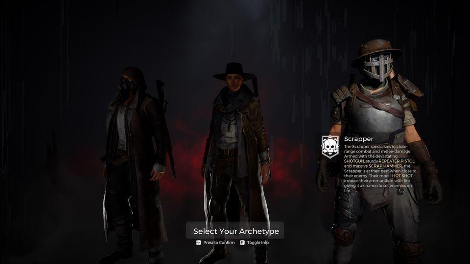 Remnant: From the Ashes All Character Classes Guide