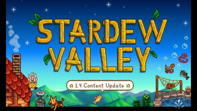 Stardew Valley 14v Guide Overview New Content