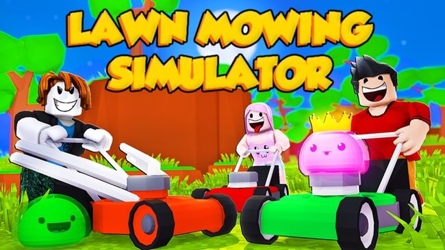 codes for lawn mowing simulator roblox 2020