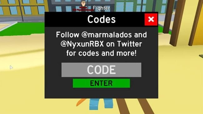 Roblox Anime Fighting Simulator All Codes July 2020